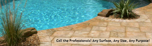 swimming pool paving Pretoria