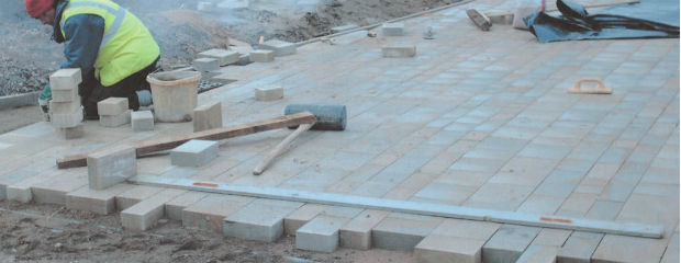 industrial paving Pretoria